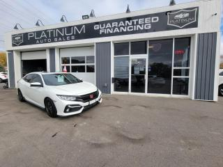Used 2018 Honda Civic Sport for sale in Kingston, ON