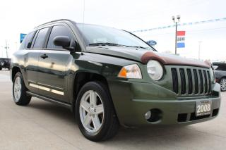Used 2008 Jeep Compass Sport for sale in Tilbury, ON