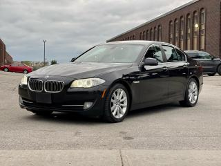 Used 2013 BMW 5 Series 528i xDrive Navigation /Sunroof /Camera for sale in North York, ON