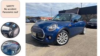 Used 2014 MINI Cooper 2dr Cpe 6sp Manual PANORAMINC ROOF SAFETY B-TOOTH for sale in Oakville, ON