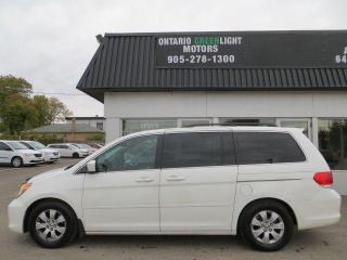 Used 2009 Honda Odyssey EX,8 PASSENGERS,ALLOYS,POWER SLIDING DOORS for sale in Mississauga, ON