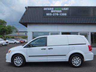 Used 2014 RAM Cargo Van CARGO, SHELVES, DIVIDER, READY FOR WORK for sale in Mississauga, ON