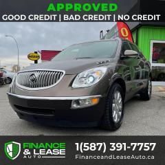 Used 2011 Buick Enclave CXL-2 for sale in Calgary, AB