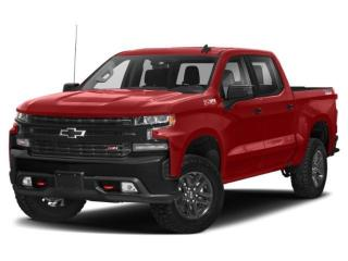 New 2021 Chevrolet Silverado 1500 LT Trail Boss for sale in Beausejour, MB