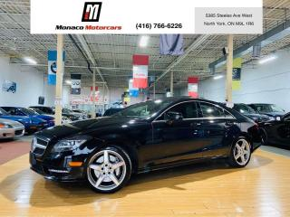 Used 2014 Mercedes-Benz CLS-Class CLS 550 AMG PKG |DISTRONIC PLUS |MASSAGE SEATS for sale in North York, ON