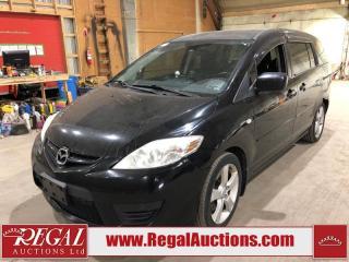 Used 2009 Mazda MAZDA5 GS for sale in Calgary, AB