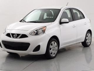 Used 2018 Nissan Micra SV Bluetooth, Back up camera, Aux input for sale in Winnipeg, MB