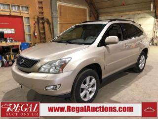 Used 2005 Lexus RX 330 for sale in Calgary, AB