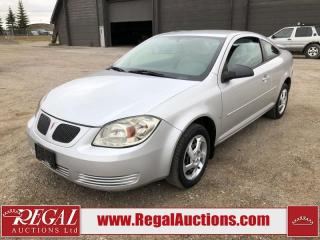 Used 2007 Pontiac G5 Base for sale in Calgary, AB