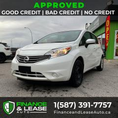Used 2016 Nissan Versa Note S for sale in Calgary, AB