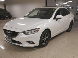 Used 2015 Mazda MAZDA6 GS NO Accidents | NAVI | Leather for sale in Waterloo, ON