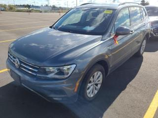 Used 2018 Volkswagen Tiguan for sale in London, ON