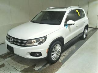 Used 2017 Volkswagen Tiguan for sale in London, ON