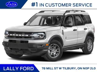 New 2021 Ford Bronco Sport BIG BEND for sale in Tilbury, ON
