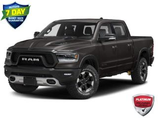 Used 2019 RAM 1500 Rebel LOW MILEAGE CREW CAB for sale in Innisfil, ON