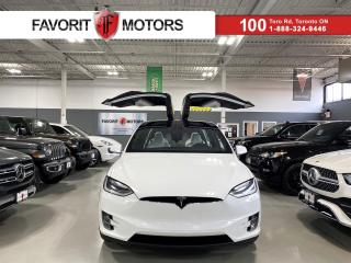 Used 2016 Tesla Model X 75D|HIGHWAYAUTOPILOT|6PASS|BIODEFENSE|WHITEONWHITE for sale in North York, ON