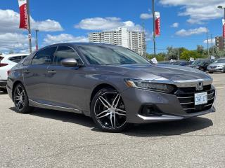 Used 2021 Honda Accord Sedan Touring CVT for sale in Mississauga, ON