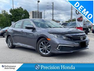 Used 2021 Honda Civic Sedan EX CVT DEMO for sale in Mississauga, ON