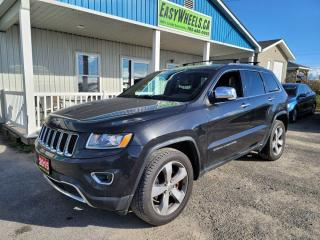 Used 2015 Jeep Grand Cherokee Limited for sale in New Liskeard, ON