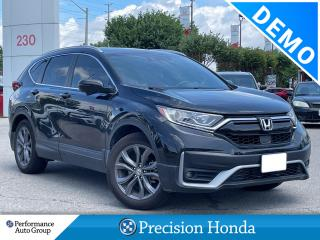 Used 2021 Honda CR-V Sport AWD DEMO for sale in Mississauga, ON