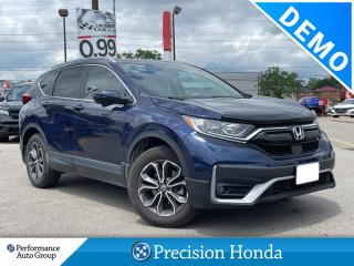 Used 2021 Honda CR-V EX-L AWD DEMO for sale in Mississauga, ON