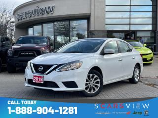 Used 2018 Nissan Sentra SV for sale in Scarborough, ON