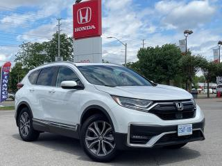Used 2021 Honda CR-V Touring for sale in Mississauga, ON
