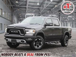 Used 2019 RAM 1500 Rebel for sale in Mississauga, ON