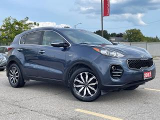 Used 2017 Kia Sportage EX - Rear Camera -  Alloys - Bluetooth for sale in Mississauga, ON