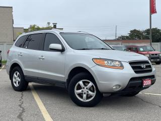 Used 2008 Hyundai Santa Fe GL 5-Pass - Heated Seats -  Bluetooth for sale in Mississauga, ON