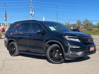 Used 2019 Honda Pilot Black Edition - Pano Roof - Navigation - Low KMS!! for sale in Mississauga, ON