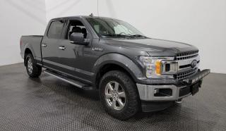 Used 2018 Ford F-150 XLT AWD AUTOMATIQUE - Bluetooth - climatiseur for sale in Laval, QC