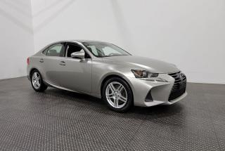 Used 2018 Lexus IS 300 AWD AUTOMATIQUE - Cuir - Toit ouvrant for sale in Laval, QC