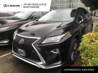Used 2019 Lexus RX 350 8A / F Sport 2, LOW KM, ONE Owner for sale in North Vancouver, BC