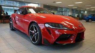 Used 2021 Toyota Supra GR 3.0 / LIKE NEW / CERTIFIED PRE OWNED for sale in Vancouver, BC