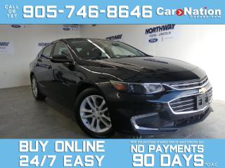 Used 2017 Chevrolet Malibu HYBRID | TOUCHSCREEN | REAR CAM | ONE OWNER for sale in Brantford, ON