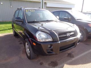 Used 2008 Hyundai Tucson GL (WHOLESALE) for sale in Charlottetown, PE