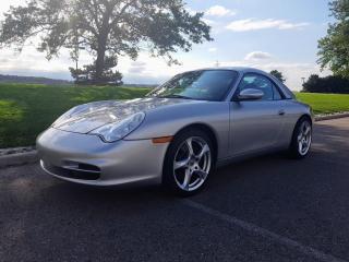 Used 2003 Porsche 911 2dr Carrera Cabriolet, 3.8 litre for sale in Halton Hills, ON
