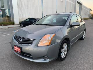Used 2010 Nissan Sentra 4DR SDN I4 2.0 for sale in Mississauga, ON
