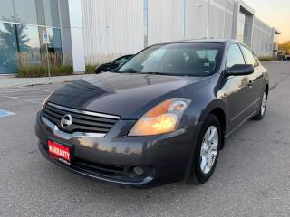 Used 2008 Nissan Altima 4dr Sdn I4 2.5 for sale in Mississauga, ON