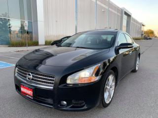 Used 2010 Nissan Maxima 4dr Sdn CVT for sale in Mississauga, ON