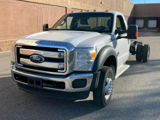 Used 2011 Ford F-550 Super Duty DRW 4WD Reg Cab ***CALL FOR PRICE 403-966-2131**** for sale in Calgary, AB
