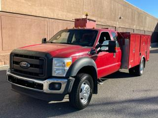 Used 2012 Ford F-550 Super Duty DRW 4WD SuperCab ***CALL NOW! 403-966-2131*** for sale in Calgary, AB