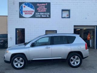 Used 2012 Jeep Compass 4WD 4DR SPORT for sale in Winnipeg, MB