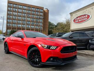Used 2015 Ford Mustang 50TH ANNIVERSARY | GT 5.0L | LEATHER | NAVI | CAM | BSM | for sale in Scarborough, ON