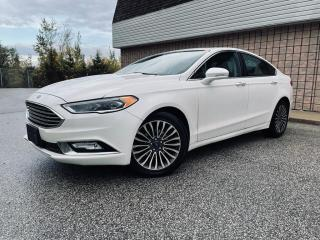 Used 2017 Ford Fusion NO ACCIDENTS | AWD | NAVI | BACKUP CAM | BLUETOOTH for sale in Barrie, ON