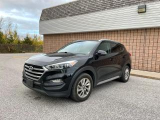 Used 2017 Hyundai Tucson NO ACCIDENTS |HT SEATS | HT STEERING WHEEL | BLIND SPOT |AWD for sale in Barrie, ON