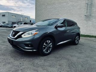 Used 2017 Nissan Murano SL | NO ACCIDENTS | PANO ROOF | AWD | HT SEATS | BACKUP CAM for sale in Barrie, ON