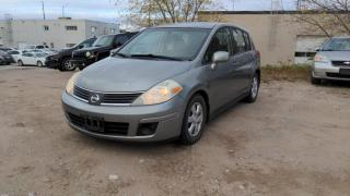 Used 2007 Nissan Versa SL | ALLOY RIMS for sale in Barrie, ON