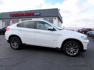 Used 2014 BMW X6 xDrive35i M Sport Pkg Navigation Camera Certified for sale in Milton, ON